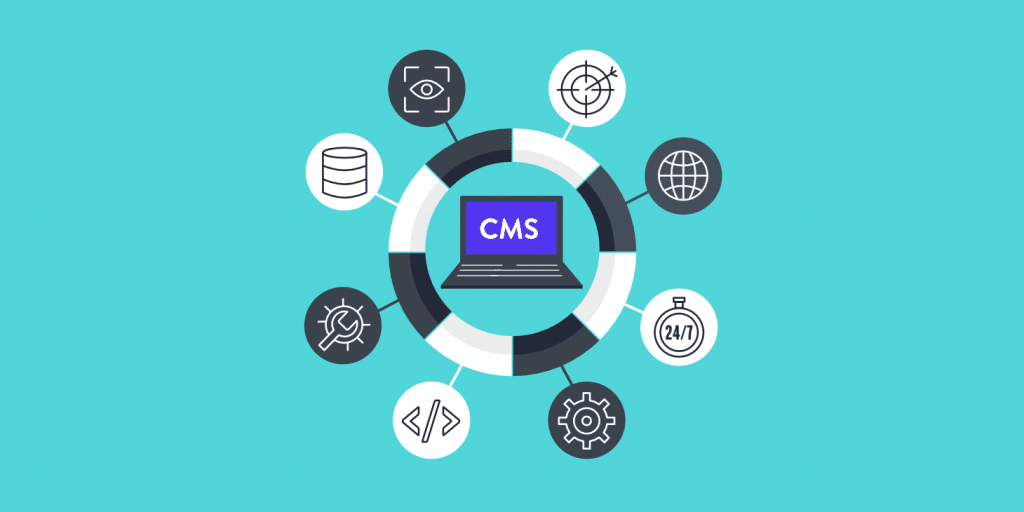O que é um sistema de gerenciamento de conteúdo (CMS)?
